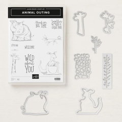 Animal Outing Clear-Mount Bundle