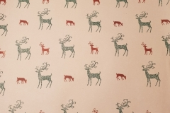 Simple Christmas Wrapping Paper